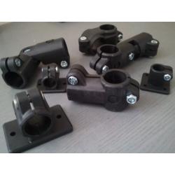 Raccord tube diamètre ext. 12mm - www.tubecarbone.com