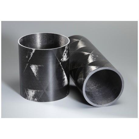 Tube carbone 100x106x1500mm Technique