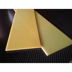 Plaque verre 395x125x5.2mm