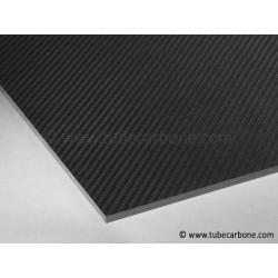 Plaque carbone 310x320x3mm