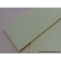Glass fiber plate 0,5mm