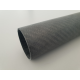 CARBON TUBE 100X104MM WRAPPED NON POLISHED