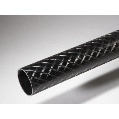 Tube carbone 56x60mm Standard