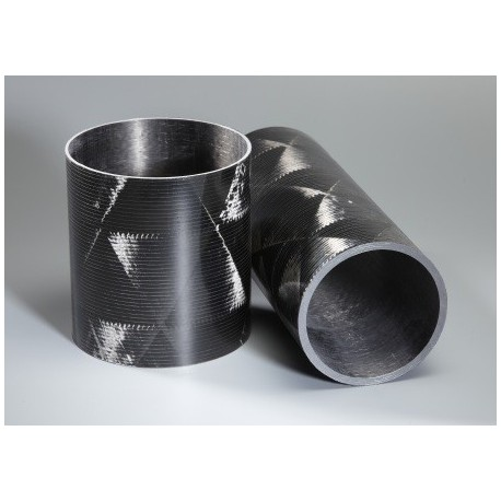 Tube carbone 136x138x1005mm Technique