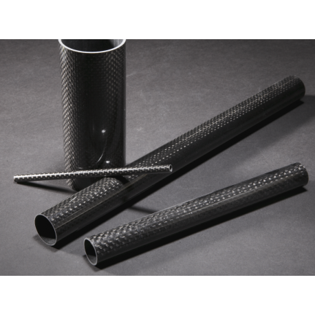 Carbon tube 05x06mm wrapped