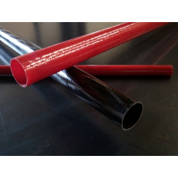 Glass fiber tube 12x15mm Technical