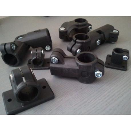 Raccord tube diamètre ext. 30mm - www.tubecarbone.com