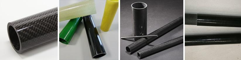 Tube carbone drapé, tube verre drapé - www.tubecarbone.com