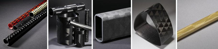 Tubes carbone et profilés en enroulement filamentaire - www.tubecarbone.com