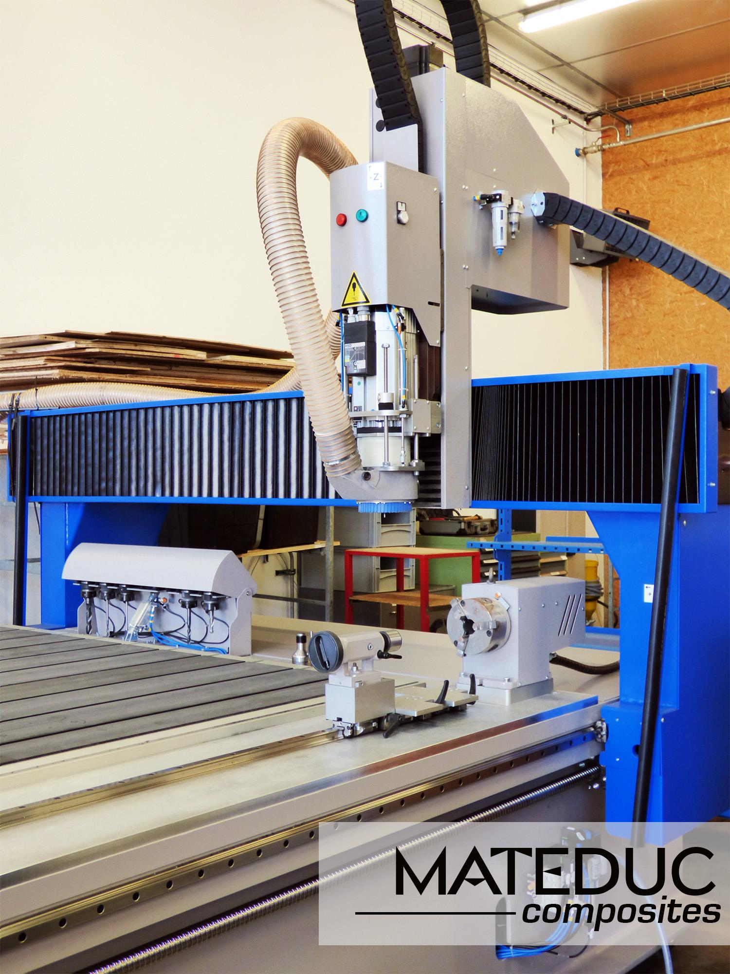 Usinage carbone et matériaux composites - www.tubecarbone.com