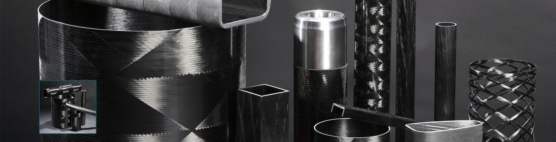 Tubes & Rods - www.tubecarbone.com